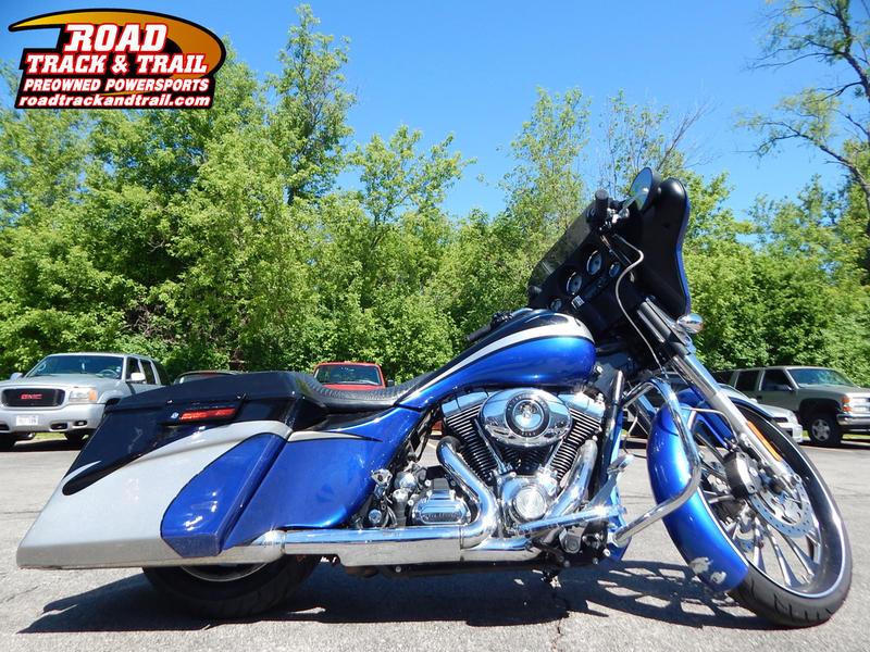 2010 Harley-Davidson FLHX - Street Glide for sale 62386