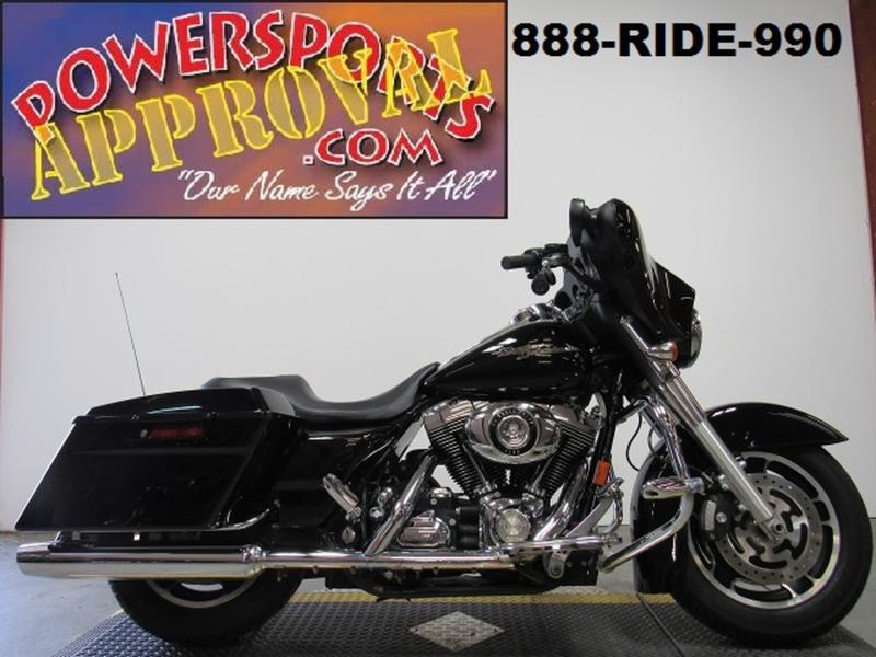 2008 Harley-Davidson FLHX - Street Glide for sale 62747