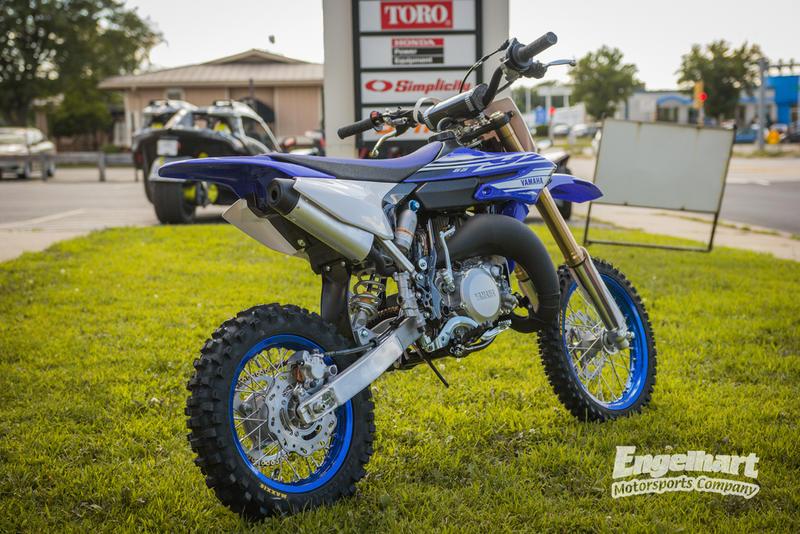 2018 Yamaha YZ65 8