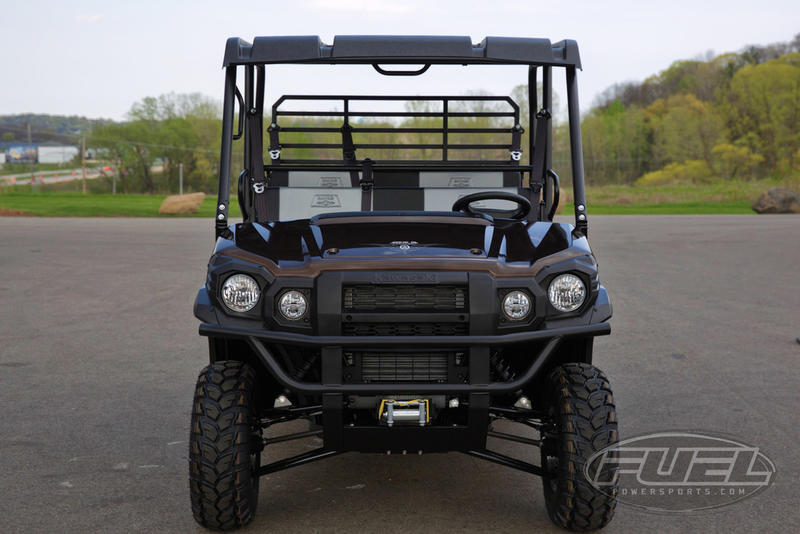 2019 Kawasaki Mule Pro-FXT Ranch Edition 4