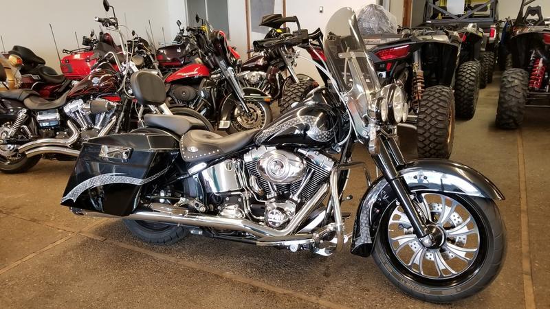 2008 Harley-Davidson® FLSTC - Heritage Softail® | Enumclaw Powersports
