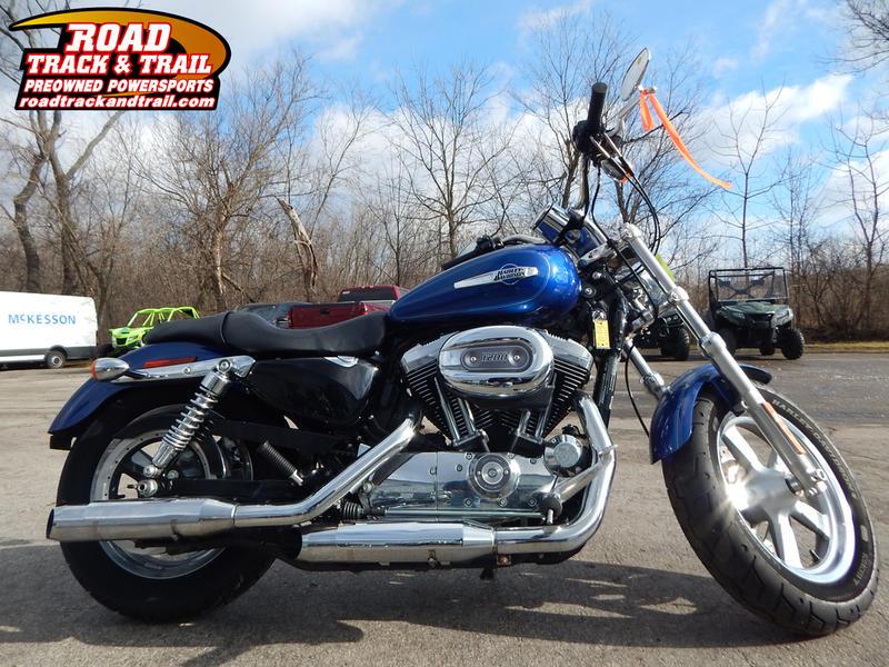 2015 Harley-Davidson XL1200C - Sportster 1200 Custom 1