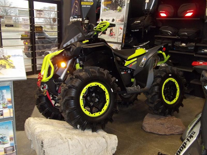 2020 Can-Am ATV Renegade® X® mr 1000R
