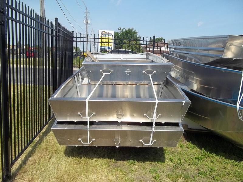 2018 Marlon boat for sale, model of the boat is ALUMINUM & Image # 5 of 6
