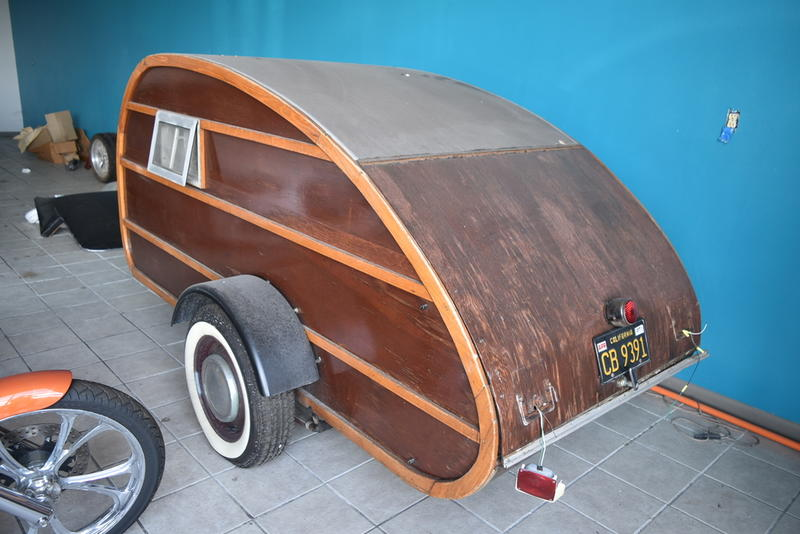 Used  1939 teardrop teardrop Cargo Trailer in Marrero, Louisiana