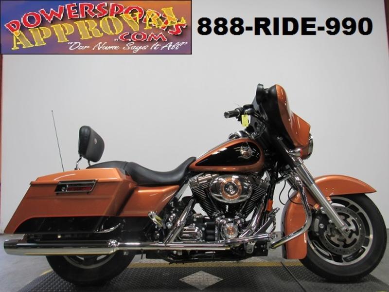 2008 Harley-Davidson FLHX - Street Glide for sale 64386