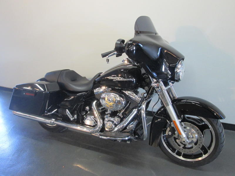 2013 Harley-Davidson FLHX - Street Glide 2