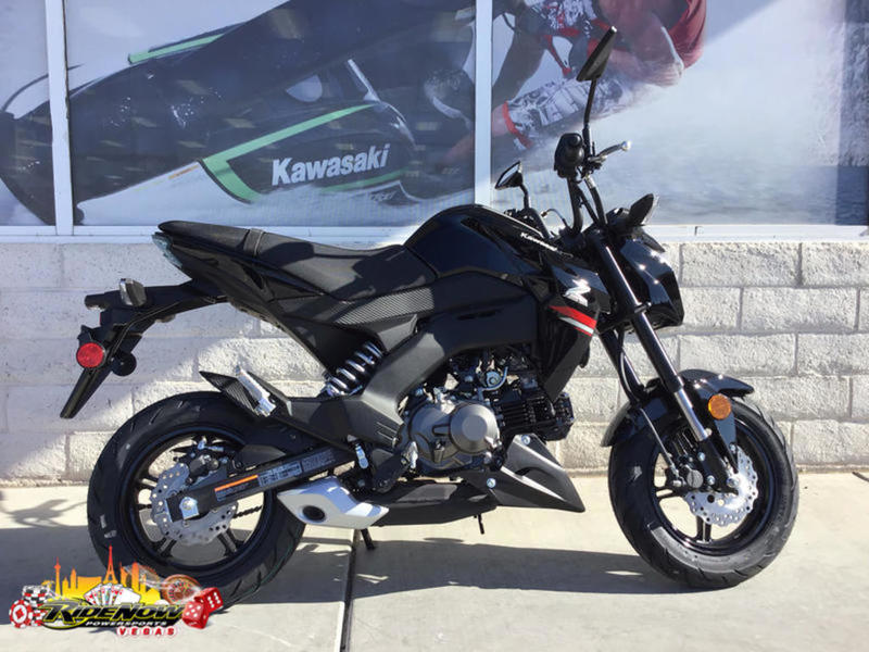 2019 Kawasaki Z125 Pro Ridenow On Rancho