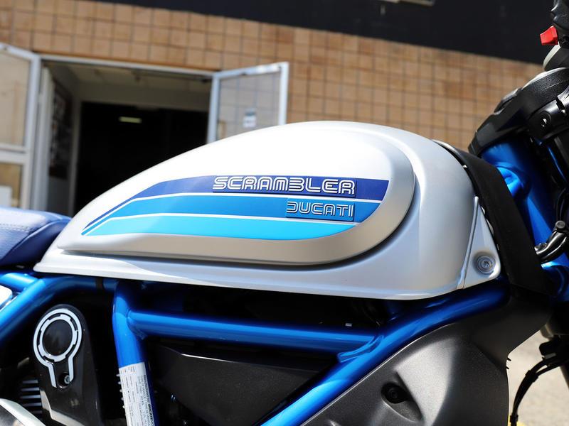 2019 Ducati Scrambler Cafe Racer | Apex Cycle Sports