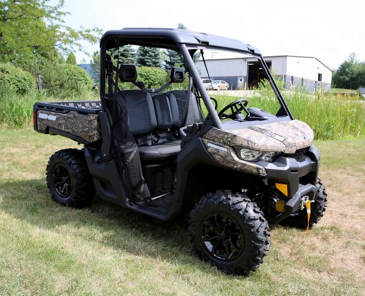 2018 Can-Am Defender XT HD10 Mossy Oak Break-Up Country Camo for sale 134624