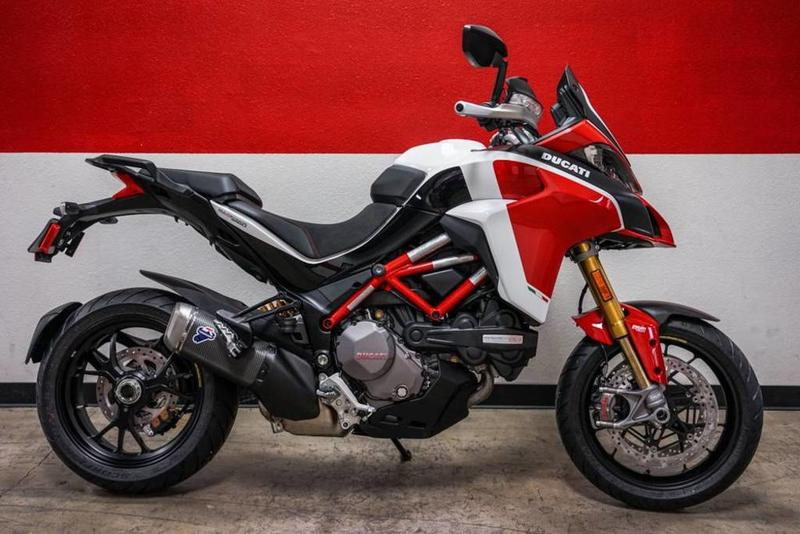 Terrific 2019 Ducati Multistrada 1260 Pikes Peak Southern Caraccident5 Cool Chair Designs And Ideas Caraccident5Info