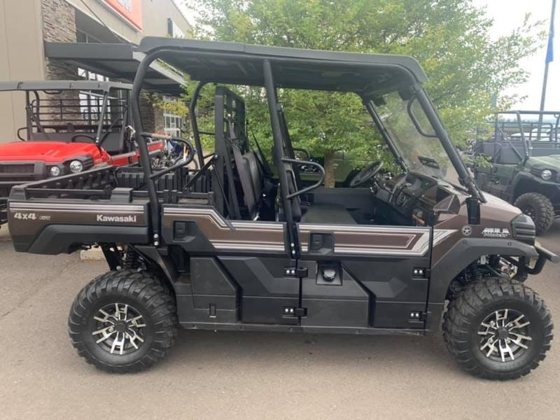 2020 Kawasaki Mule Pro-FXT Ranch Edition for sale 266944