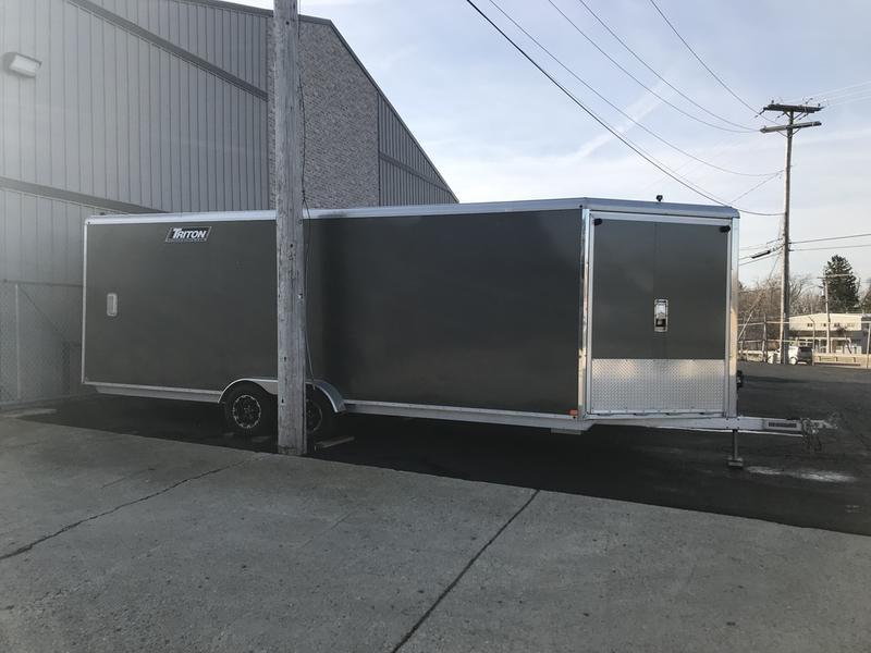 2017 Triton Trailers Snowmobile Premium (PR Trailers) PR-227