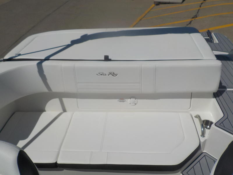 2020 Sea Ray boat for sale, model of the boat is SPX 190 & Image # 5 of 14