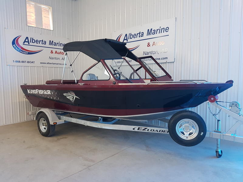 For Sale: 2019 Kingfisher 1875 Falcon Sj ft<br/>Alberta Marine