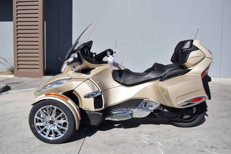 2018 Can Am 174 Spyder 174 Rt Limited Chrome Ridenow Chandler