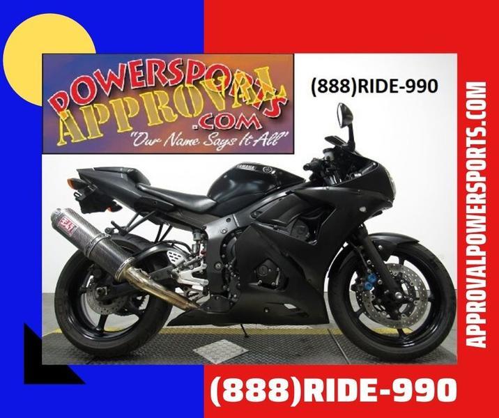 2008 Yamaha YZF R6S for sale 269345