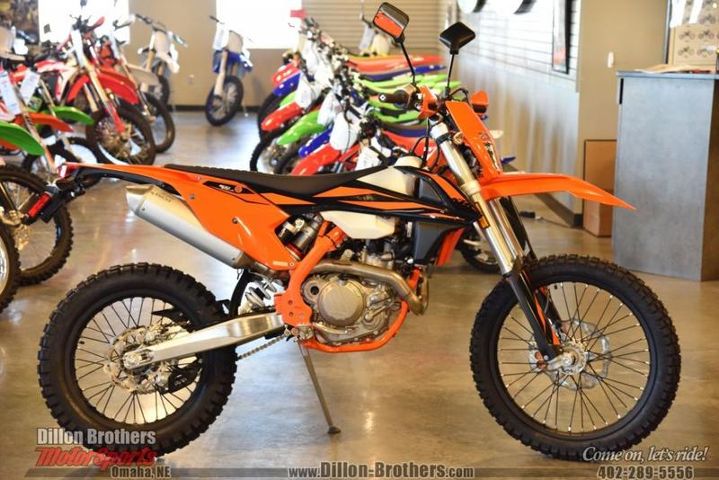2019 KTM 500 EXC-F | Dillon Brothers Motorsports