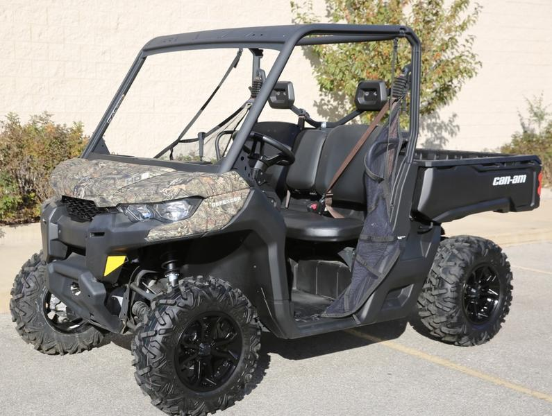 2018 Can-Am Defender DPS HD8 Mossy Oak Break-Up Country Camo for sale 67068