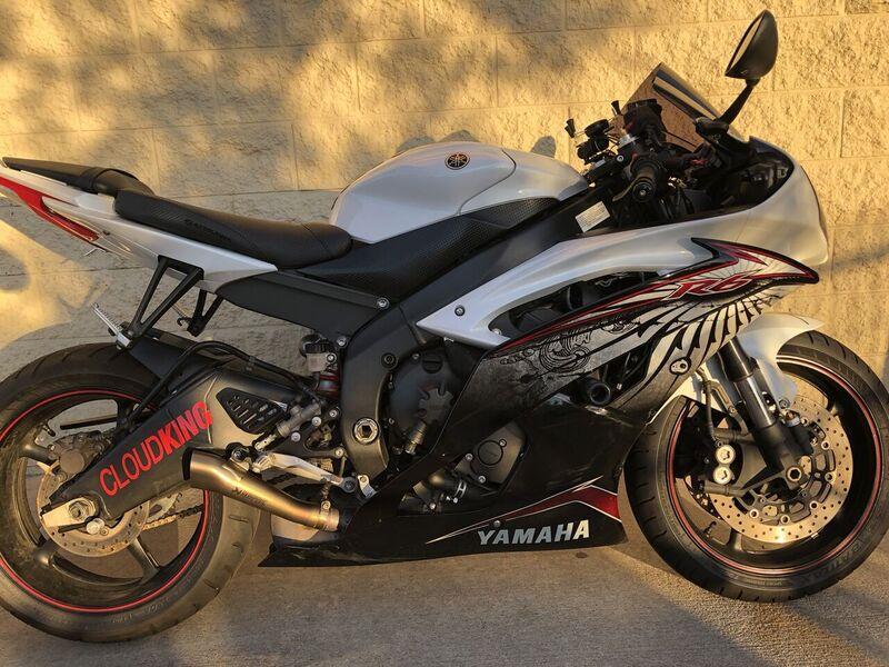 2012 Yamaha YZF-R6 for sale 147678