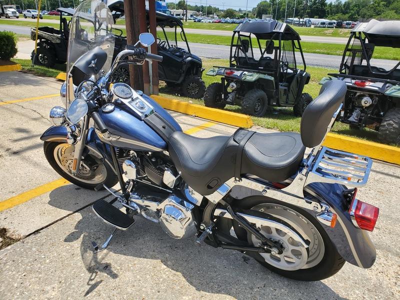 Incredible 2003 Harley Davidson Flstf Fat Boy Friendly Powersports Creativecarmelina Interior Chair Design Creativecarmelinacom