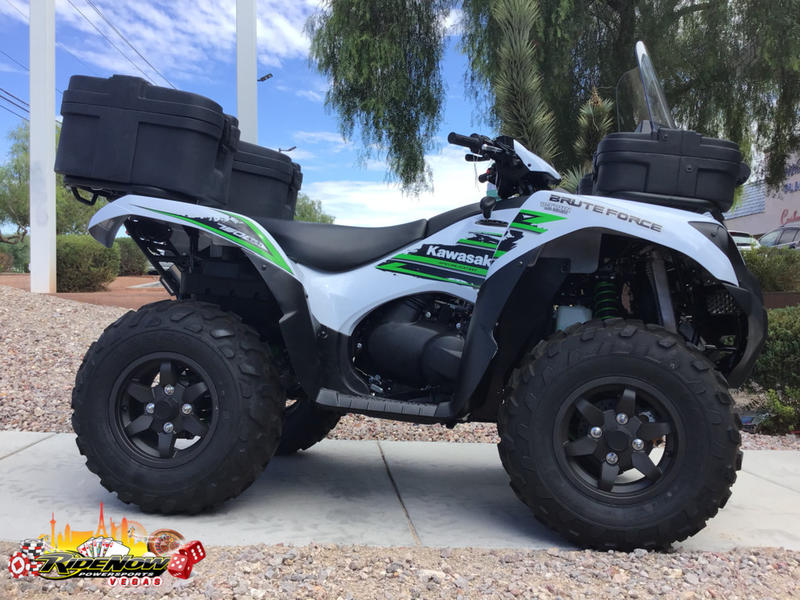 2018 Kawasaki Brute Force 750 4x4i Eps Ridenow On Boulder