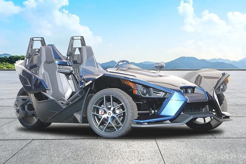 Curb-Alert System for the Polaris Slingshot