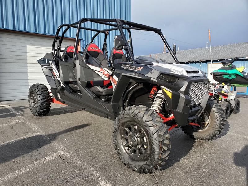 2018 Polaris® RZR XP 4 Turbo Dynamix DEMO | Enumclaw Powersports