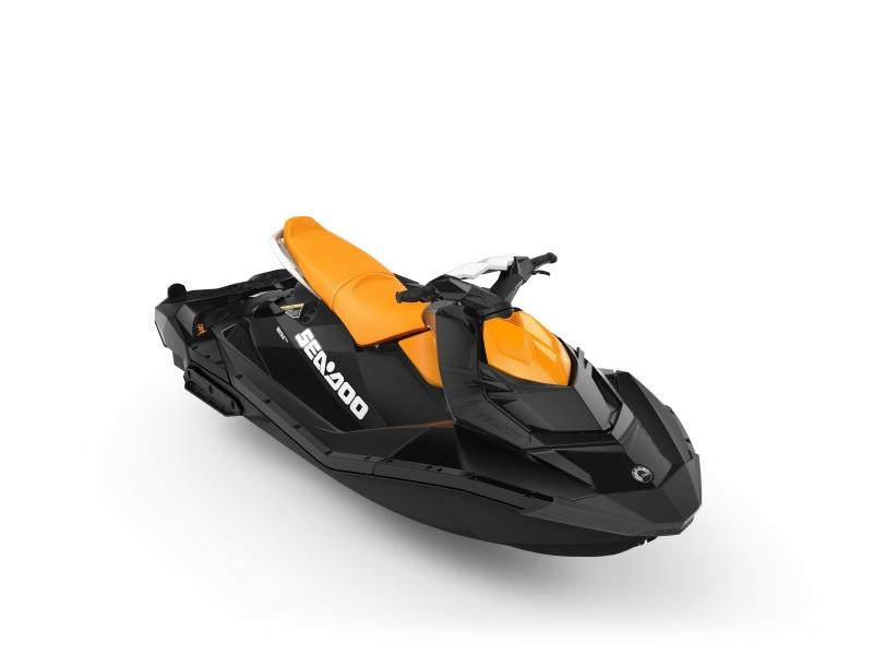 2018 Sea-Doo SPARK® 3-up Rotax 900 HO ACE iBR® & CONV | SpeedZone