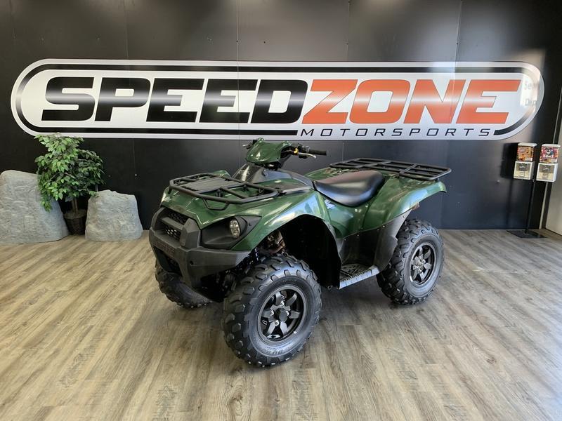2018 Kawasaki Brute Force 750 4x4i Speedzone Motorsports