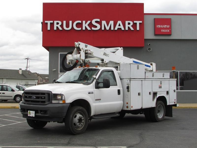 2004 Ford F550 Super Duty Bucket Truck Service - Utility Truck