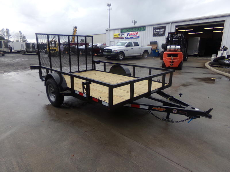 New 2018 Down 2 Earth Utility Trailer 76x10 Utility