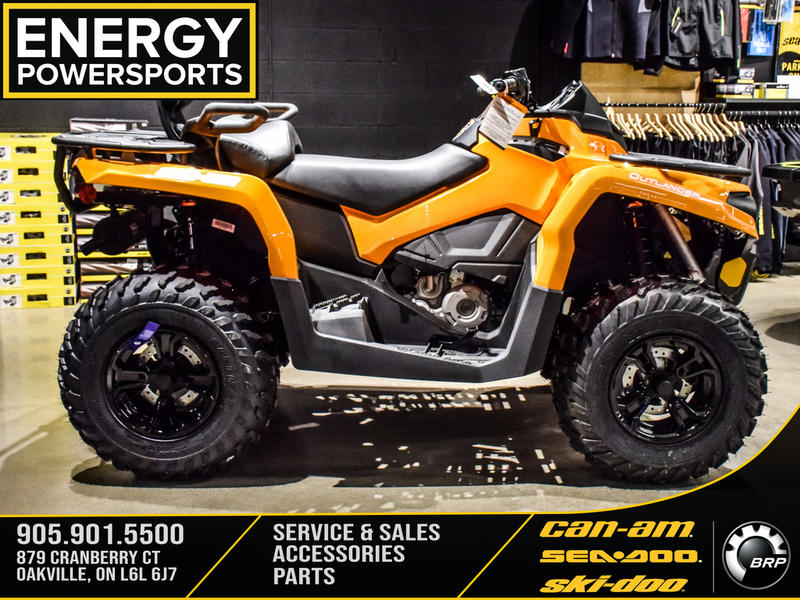 2019 Can-Am ATV Outlander™ MAX DPS™ 450 | 6 of 19