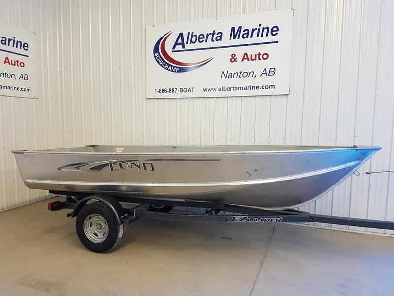 For Sale: 2019 Lund 14 Wc ft<br/>Alberta Marine