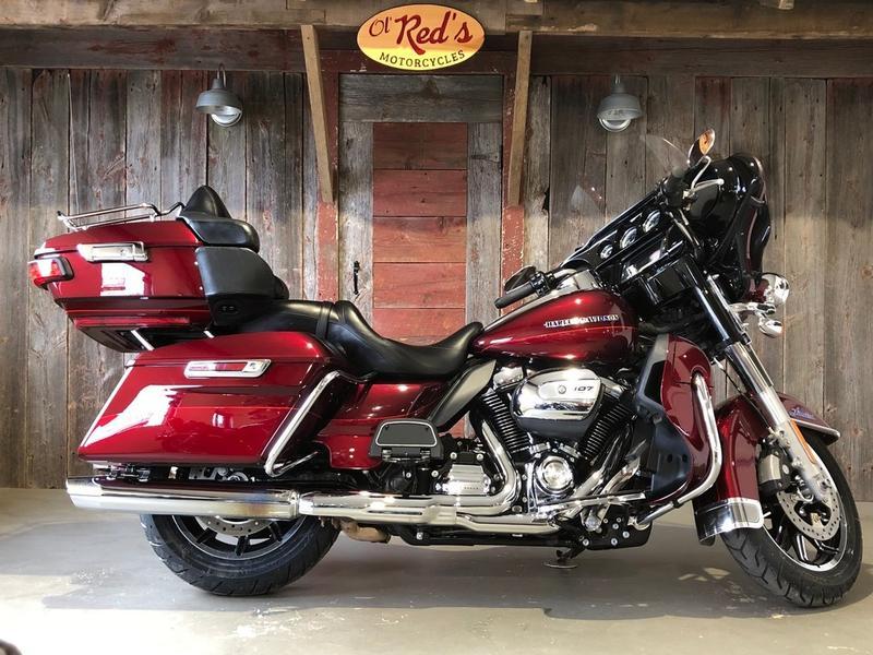 2017 Harley-Davidson® FLHTK - Ultra Limited | Ol' Red's Motorcycles