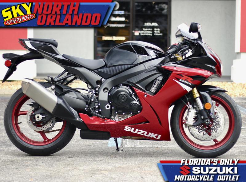 2018 Suzuki Gsx R750 Stock S00568a Sky Powersports North Orlando