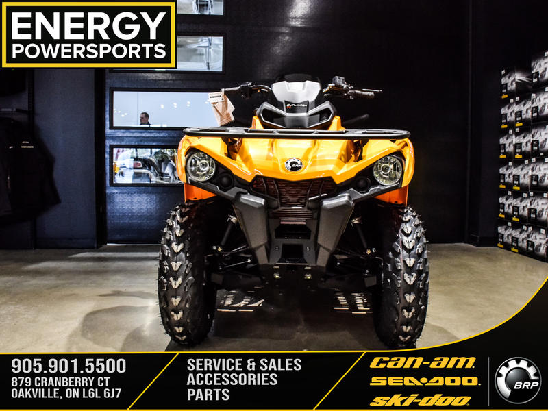 2019 Can-Am ATV Outlander™ MAX DPS™ 450 | 8 of 19
