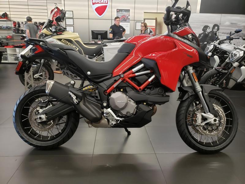 Peachy 2019 Ducati Multistrada 950 S Spoked Wheels Red Ducati Austin Caraccident5 Cool Chair Designs And Ideas Caraccident5Info