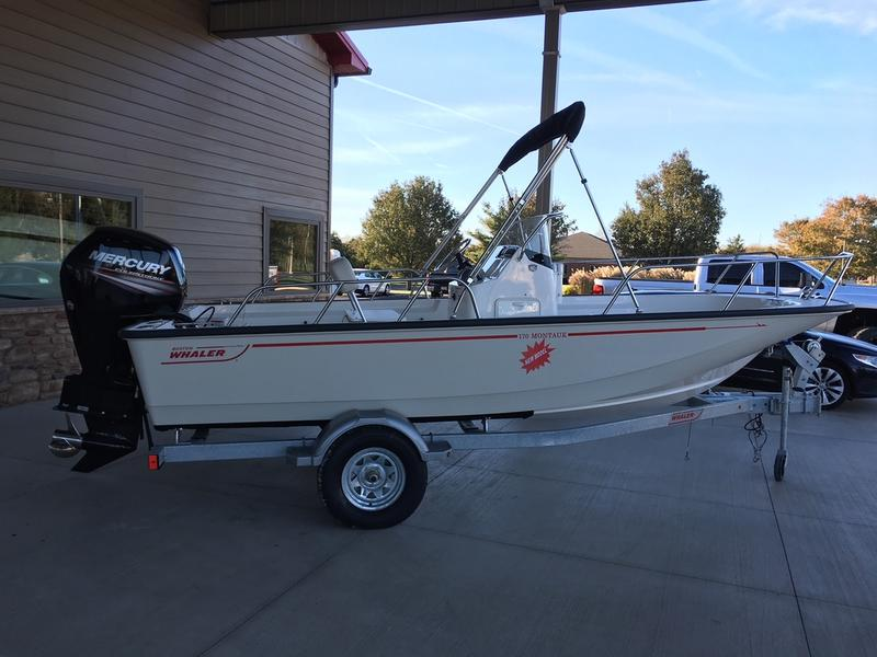 Boston Whaler 17 Montauk | New and Used Boats for Sale