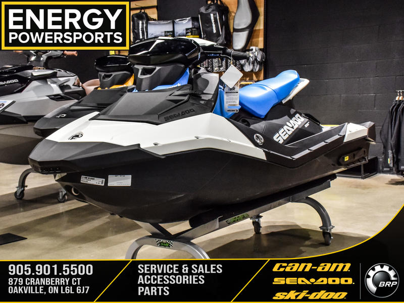 2019 Sea Doo PWC boat for sale, model of the boat is Spark® 3-up Rotax® 900 HO ACE™ IBR, CONV & Sound System & Image # 1 of 13