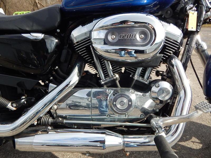 2015 Harley-Davidson XL1200C - Sportster 1200 Custom 2