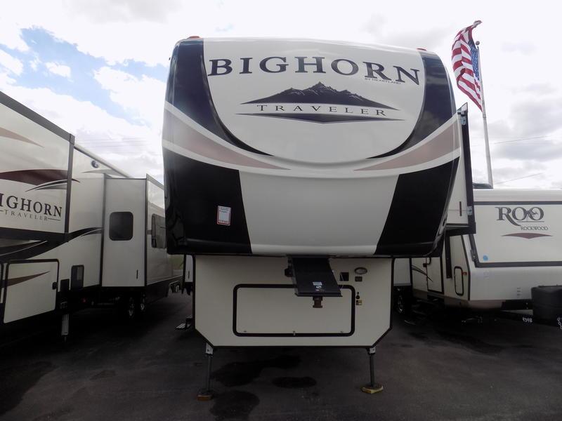 2018 Heartland Bighorn Traveler BHTR 32 RS Stock: 4648