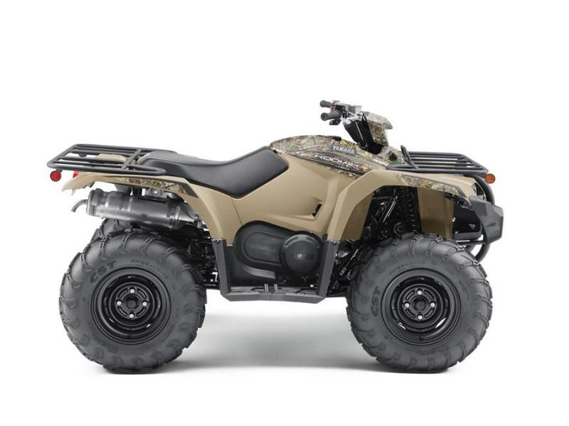 2019 Yamaha Kodiak 450 EPS Fall Beige for sale 64574