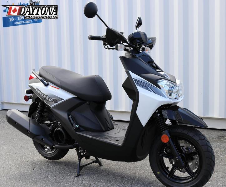 2016 Yamaha BWS 125 | Daytona Motorsports