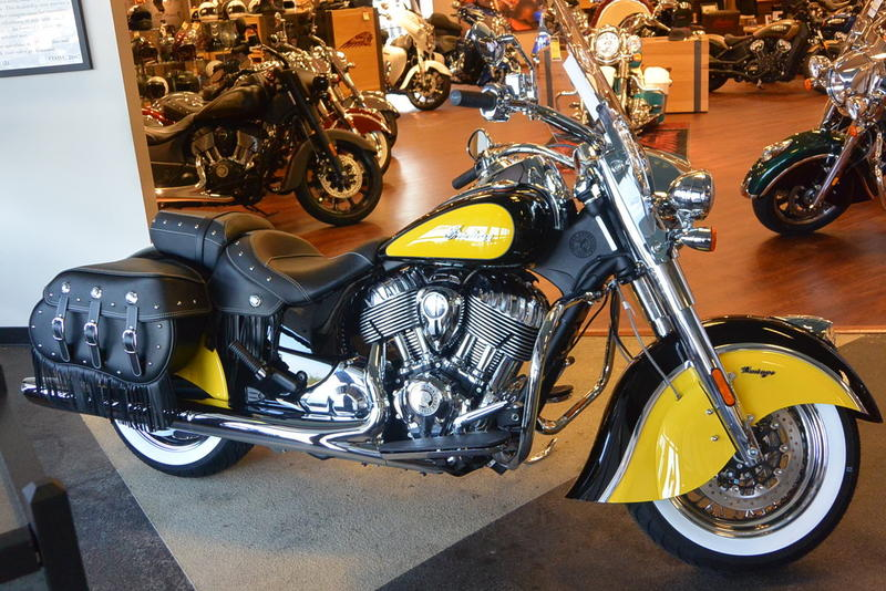 Ride Now Concord >> 2019 Indian Motorcycle® Chief® Vintage Icon Series Thunder Black/Indian Motorcycle Yellow ...