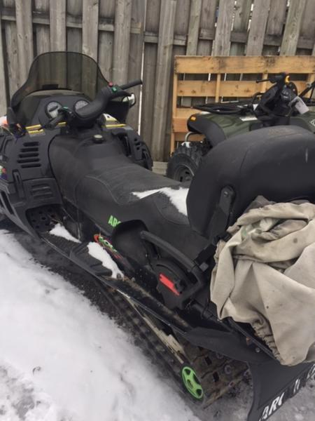 1999 Arctic Cat Triple Touring 600 | 3 of 6