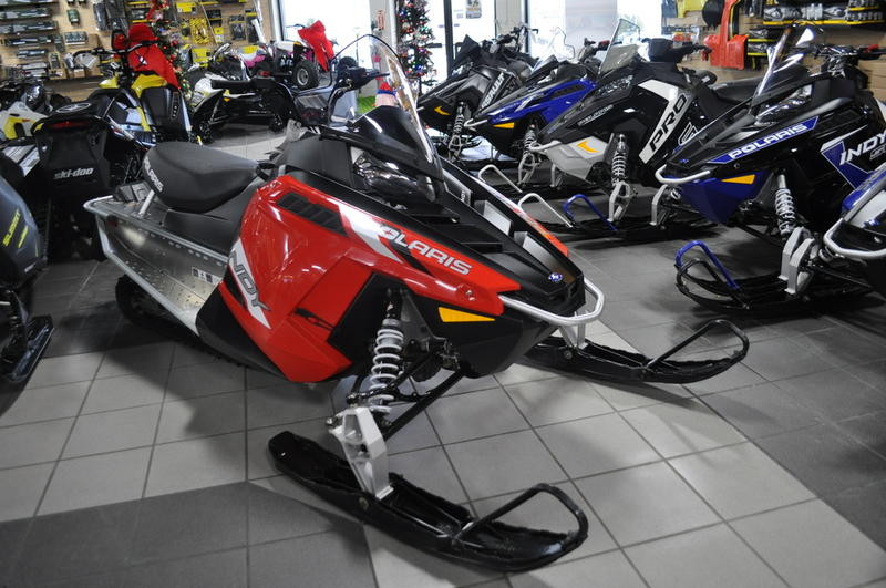 2018 Polaris INDY 550 Fan 121 Electric 91 ShockWave for sale 58955