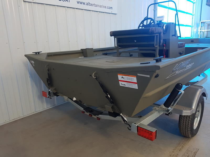 2018 Lowe boat for sale, model of the boat is Roughneck 1860 CC & Image # 7 of 8