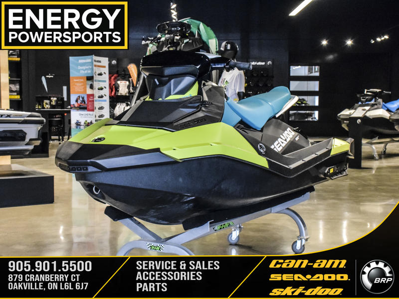 2019 Sea Doo PWC boat for sale, model of the boat is Spark® 3-up Rotax® 900 HO ACE™ IBR, CONV & Sound System & Image # 1 of 14