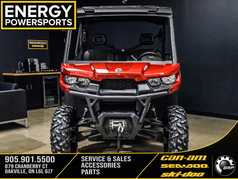 2019 Can-Am ATV Defender XT™ HD8 | 8 of 21